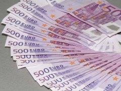 Los billetes de 500 euros dejarán de imprimirse