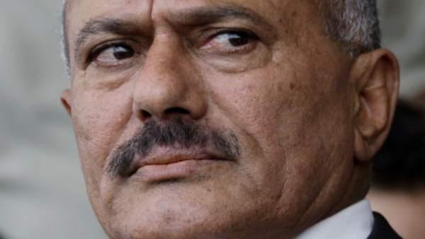 El presidente de Yemen, Alí Abdulá Salé.
