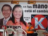 Cartel de Keiko Fujimori