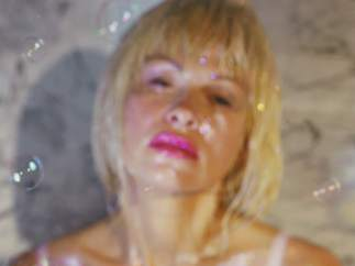 'Pink Bra (Pamela Anderson)', 2007