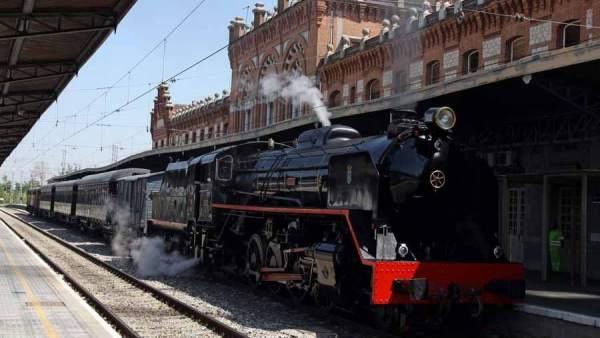 Una escapada a aranjuez en el 39 tren de la fresa 39 - Oficina de turismo de aranjuez ...