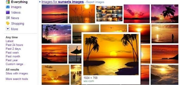 Google mejora las funciones de su buscador de imágenes