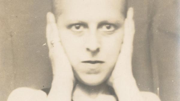 'Autorretrato', 1928