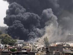 Más de 500.000 niños están en riesgo en Libia debido a los combates en Trípoli
