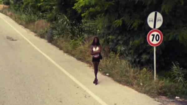 Captura de pantalla de Google Street View