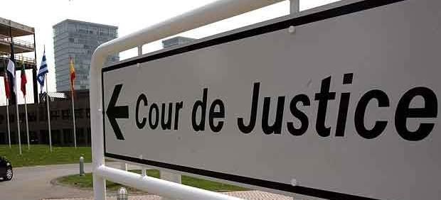 El Tribunal de Justicia de UE.