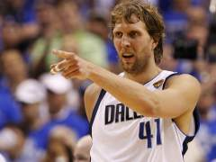 Dirk Nowitzki, de Dallas Mavericks