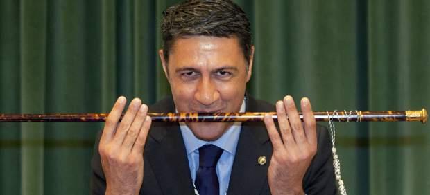 Bastón de alcalde