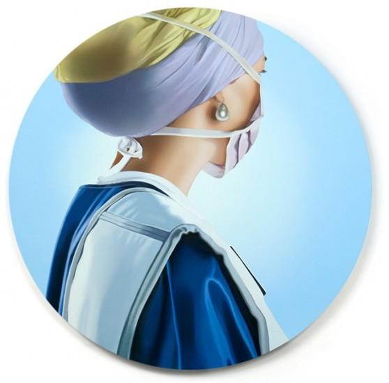 'Pearl Nurse'