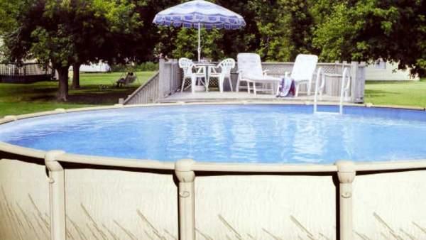 Las piscinas son para el verano tipos materiales y for Piscinas para enterrar precios