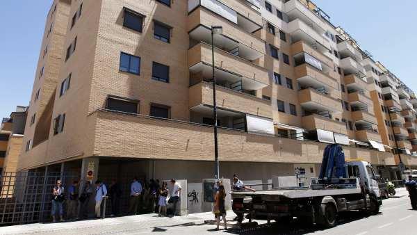 Muere una mujer en Alcorcón