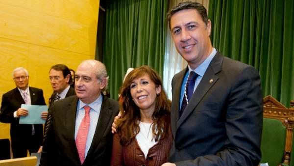 Xavier García Albiol, en 2011