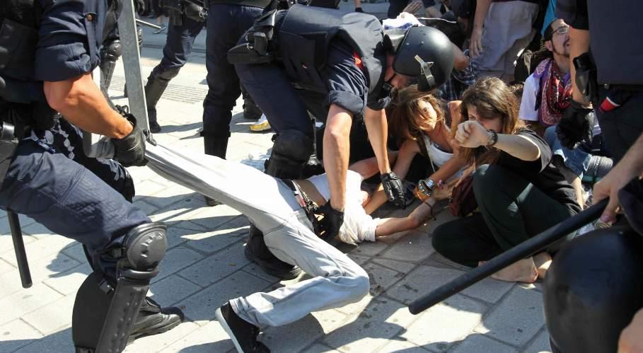 Denuncian un aumento espectacular de la tortura por la for Piso wellington barcelona