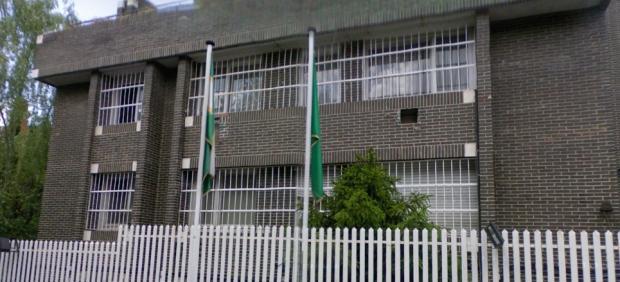 Embajada libia en Madrid