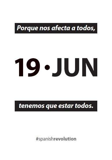 '19 de junio'