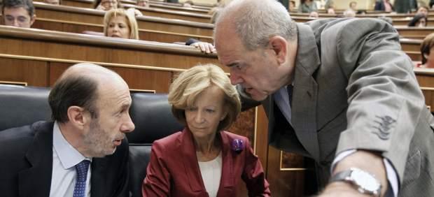 Los tres vicepresidentes