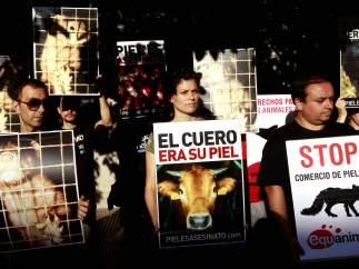Protestas ecologistas