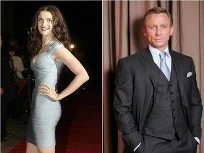 Daniel Craig y Rachel Weisz