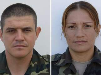 Militares muertos en Afganistán