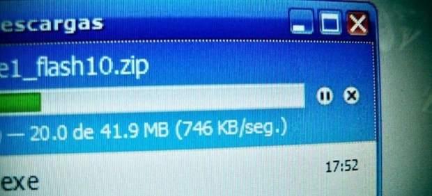 La descarga de programas P2P ha bajado respecto a trimestres anteriores, según 'UptoDown'