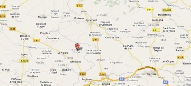 La Guàrdia, Lleida.