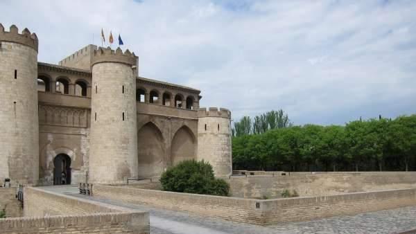 Las Cortes de Aragón
