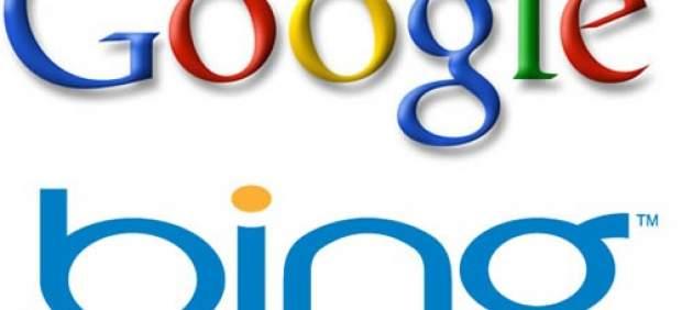 Google, Bing y Yahoo