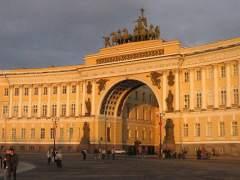 San Petersburgo, el rastro de la Revolución bolchevique