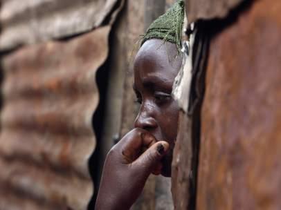 Mujer de Kenia