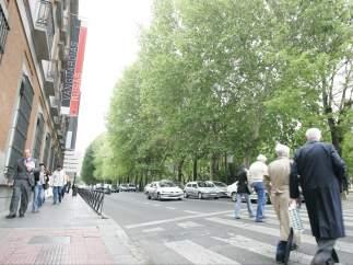 El eje Prado-Recoletos