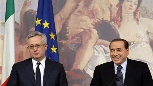 Berlusconi y Tremonti
