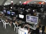 Las primeras horas en la Campus Party