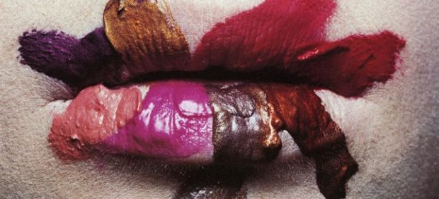 Mouth (for L'Oreal), New York, 1986