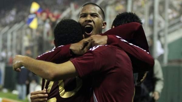 Copa América, Venezuela-Paraguay