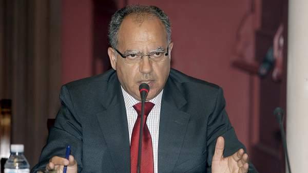 Casimiro Curbelo, senador del PSOE.
