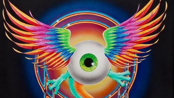 'Winged Eyeball '