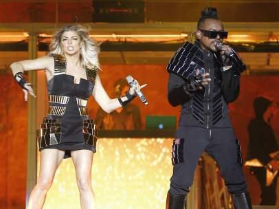 Fergie y Apl.de.ap, de Black Eyed Peas