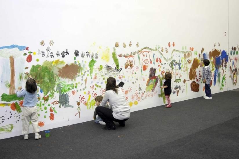 actividades con nios talleres de pintura para los ms pequeos archivo