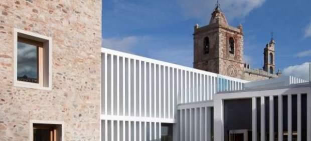 Hotel y restaurante Atrio, en Cáceres