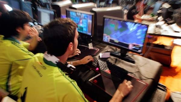 Campus Party 2011