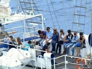 'El Barco: rumbo a lo desconocido'