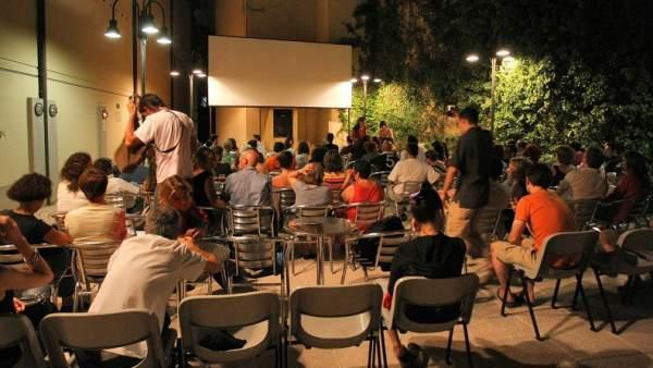La gran pantalla sale a la calle este verano en madrid for Cine las terrazas