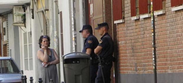Desahucio en Madrid