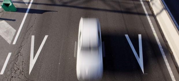 L�mite de velocidad