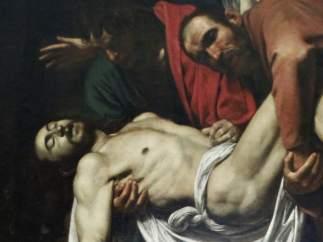 'El Descendimiento' de Caravaggio