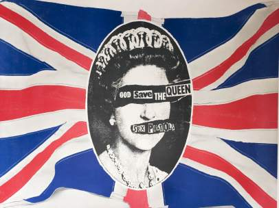 Sex Pistols, 'God Save the Queen', 1977