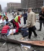 Explosión en Noruega