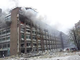 Explosión en Oslo