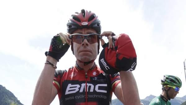 Cadel Evans, ganador del Tour de Francia 2011