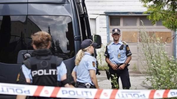 Operativo Policial en Oslo